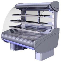 Холодильные витрины - Холодильная витрина Айсберг Айс-К 1,7…, 0