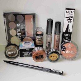 Для глаз - Новая косметика для макияжа глаз, NYX, 0