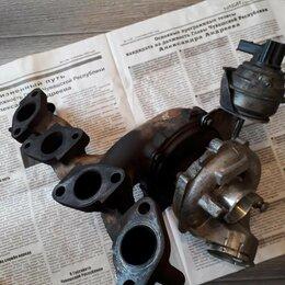 Двигатель и топливная система  - Турбина б.у VAG BMN/BMR/BUY/BUZ 2.0 л.TDI 170 л.с, 0