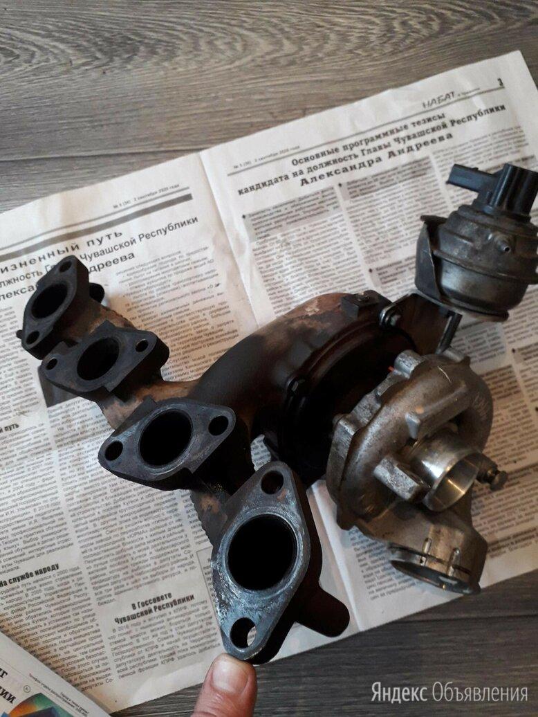 Турбина б.у VAG BMN/BMR/BUY/BUZ 2.0 л.TDI 170 л.с по цене 12000₽ - Двигатель и топливная система , фото 0