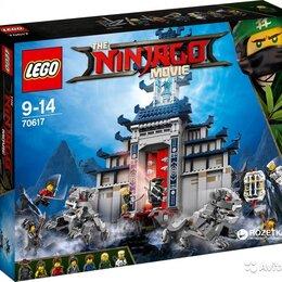 Конструкторы - Лего ниндзяго 1301 деталь, 0