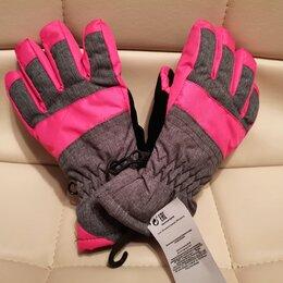 Перчатки и варежки - Перчатки новые девочке на 4-6 лет, 0