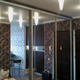 Шкафы, стенки, гарнитуры - Двери-купе,шкафы-купе и кухни., 0