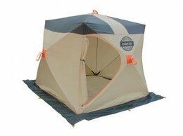 Палатки - Омуль Куб 1 палатка для зимней рыбалки, 0