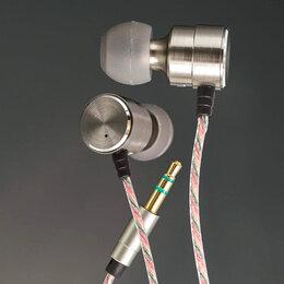 Наушники и Bluetooth-гарнитуры - Astrotec AX35 Внутриканальные гибридные наушники, 0
