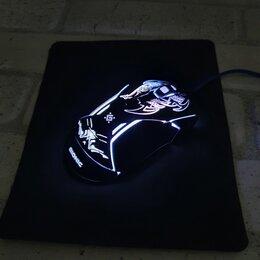 Мыши - Мышь Игровая (3200dpi -6кнопок) (Bionic), 0