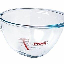 Тарелки - Миска 4,2 л. PYREX EXPERT, стекло, Pyrex (Франция), 0