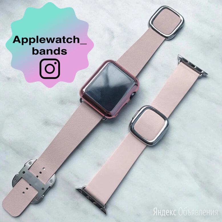 Ремешок для Apple Watch (Modern Buckle) по цене 3990₽ - Ремешки для умных часов, фото 0