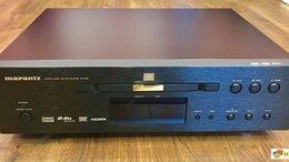 DVD и Blu-ray плееры - Проигрыватель Marantz DV 7001, 0