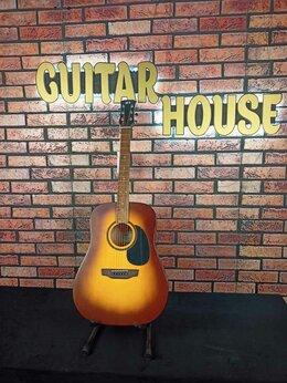 Акустические и классические гитары - Акустическая гитара JET JD-255 / SSB, 0