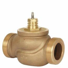 Комплектующие для радиаторов и теплых полов - VRB2 Клапан регулирующий, с наружной резьбой Ду=20 Kv=6,3 м3/ч, 0
