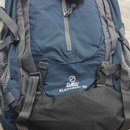 Рюкзаки - Туристический рюкзак новый 50л THE NORTH FACE, 0