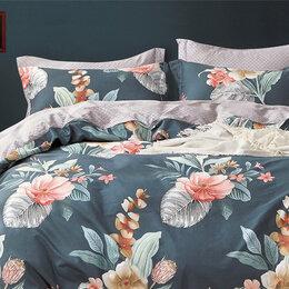 """Постельное белье - Постельное бельё """"Ночные цветы"""" Сатин 100% Хлопок, 0"""