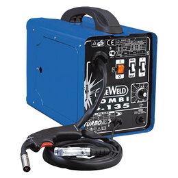 Сварочные аппараты - Сварочный полуавтомат BlueWeld Combi 4.135 TURBO, 0