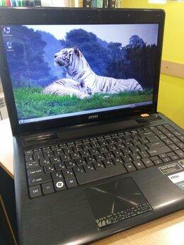 Ноутбуки - Ноутбук MSI /Для любых задач/6gb/SSD диск, 0