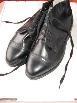 Обувь - Ботинки офицерские новые.р-41, 0