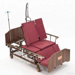 Приборы и аксессуары - Медицинская кровать Пульт+Набок+Туал+Кресл Met Eva, 0