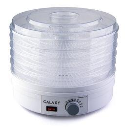 Сушилки для овощей, фруктов, грибов - Электросушилка для продуктов GALAXY GL2631, 0