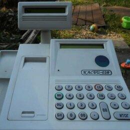 Контрольно-кассовая техника - Контрольно-кассовая машина с фискальным…, 0