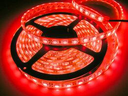 Светодиодные ленты - Светодиодная лента SMD5050 Красная с водозащитой…, 0