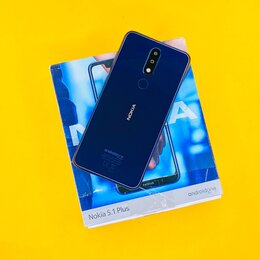 Мобильные телефоны - Nokia 5.1 Plus Dual Sim (новый), 0
