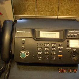 Факсы - Телефон-факс., 0