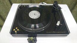 Проигрыватели виниловых дисков - Виниловый проигрыватель Electrocompaniet ECG - 1, 0