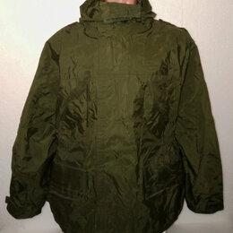 Одежда и обувь - Куртка RAF непромокаемая.  170/90., 0