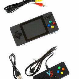 Ретро-консоли и электронные игры - Портативная игровая приставка GAME BOX PLUS K8 500 в 1 с джойстиком, 0