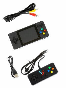 Игровые приставки - Портативная игровая приставка GAME BOX PLUS K8…, 0