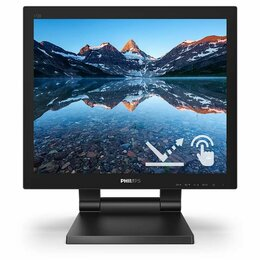 Мониторы - Монитор Philips 17'' 172B9TL (00/01) Black, 0