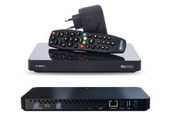 Спутниковое телевидение - Ресивер Триколор GS621L/622L/626L, 0