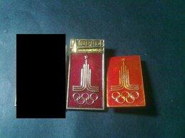 Жетоны, медали и значки - Олимпиада -80  Спорт  Спартак; Динамо, 0