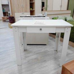 Столы и столики - Стол обеденный с ящиком, 0