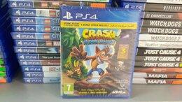 Игры для приставок и ПК - Crash bandicoot sony ps4, 0