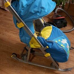 Санки и аксессуары - Санки коляска, 0
