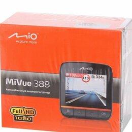 Автоэлектроника - Видеорегистратор Mio Mivue 388 GPS FullHD G-сенсор, 0