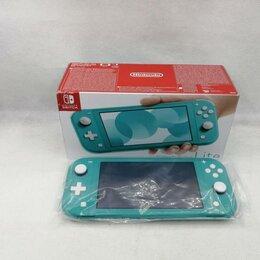 Игровые приставки - Nintendo Switch Lite 256gb прошитая Atmosphere , 0