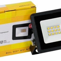 Уличное освещение - Прожектор сдо06 -10 светодиодный черный IP65 6500, 0