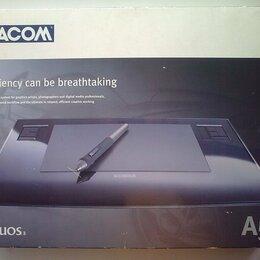 Графические планшеты - Новый графический планшет Wacom Intuos 3, 0