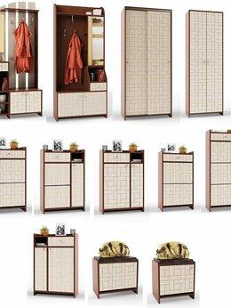 Шкафы, стенки, гарнитуры - Прихожая Восток, дуб выбеленный. Компактная…, 0