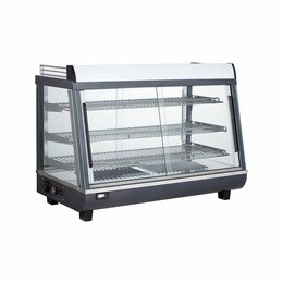 Мебель для учреждений - Витрина тепловая RTR-136L, 30...90С, 1.1 кВт, 220 В, Viatto (Китай), 0