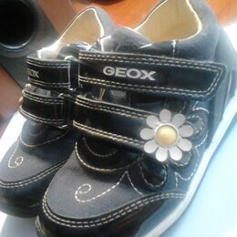 Ботинки - Детские ботиночки geox,размер 24, 0