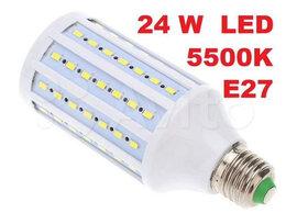 Лампочки - Лампа студийная постоянный свет LED 24W E27 5500K, 0