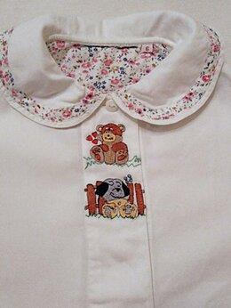 Рубашки и блузы - Юбка и блузка , р.110, 0