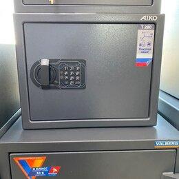 Сейфы - Сейф мебельный aiko T-280 EL, 0
