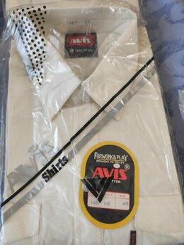 Рубашки - Мужские рубашки AVIS (Индия), новые, 0