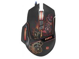 Мыши - Мышь проводная Defender Kill'em All GM-480L, 0