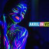 Невидимая флуоресцентная неоновая краска Invisible  по цене 900₽ - Рисование, фото 9