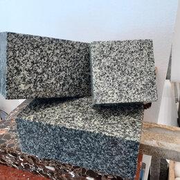 Облицовочный камень - Гранит Серая гора Термообработка, 0